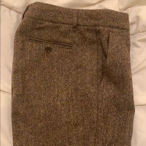 Wool Theory Brown Tweed pants